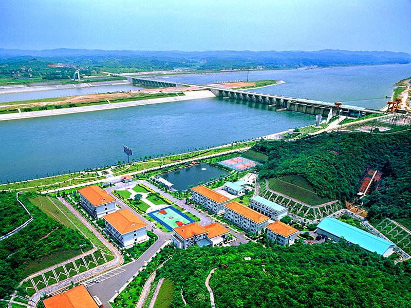 龙8电站部分生产指标再次领先湖南省内水电龙8