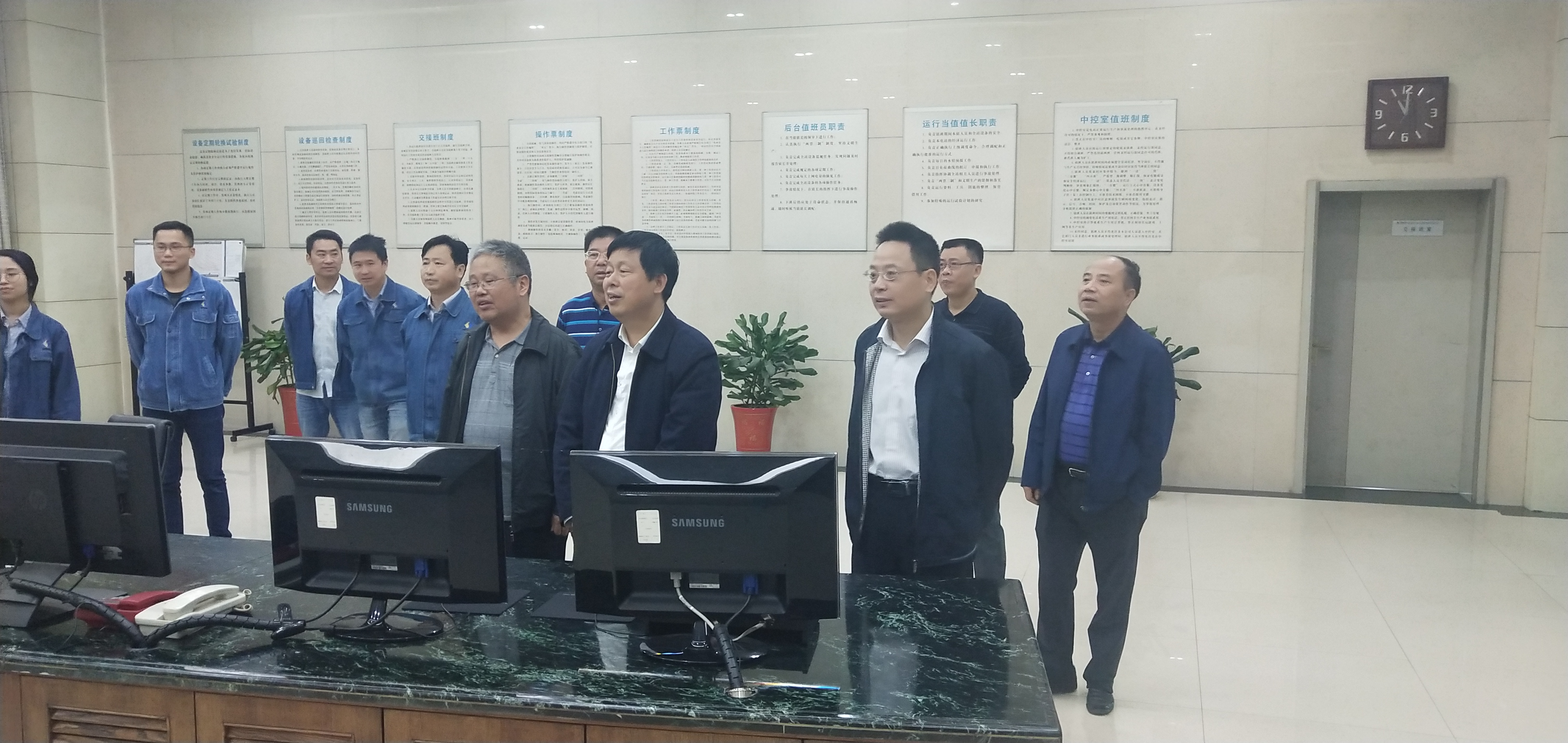 谭建华赴株洲航电分公司调研